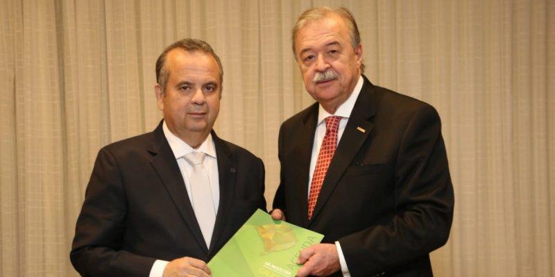 Rogério Marinho e Gilberto Porcello Petry
