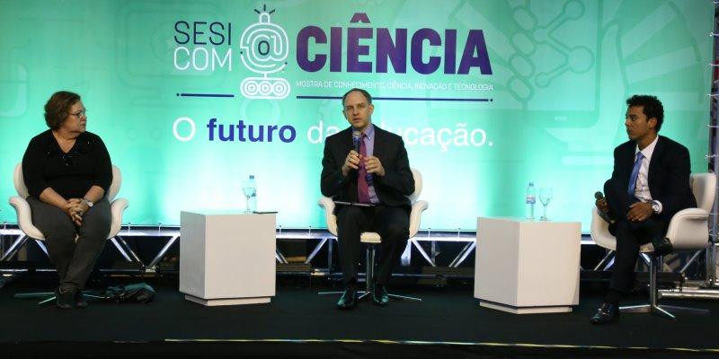 Sesi com@Ciência - Painel Educação e Desenvolvimento Socioeconômico