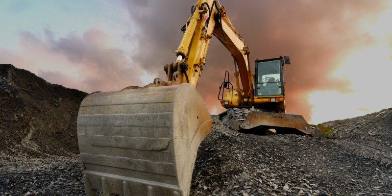 Escavadeira - NR12