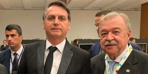 Petry e Bolsonaro