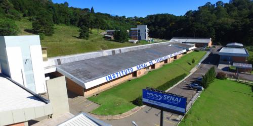 Instituto SENAI de Tecnologia em Mecatrônica